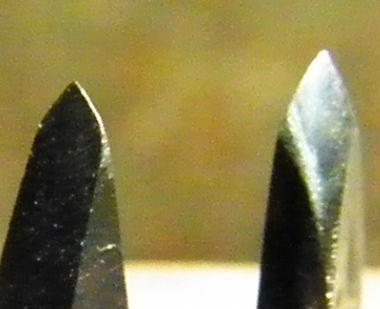 線彫りタガネを作ろう (6)