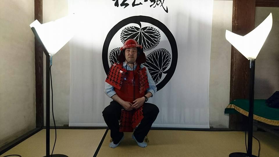 徳島文理大学 松山城