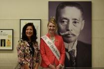 2017全米さくらの女王 憲政記念館 (4)