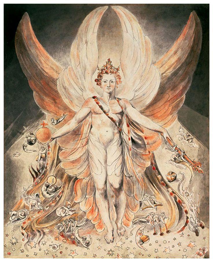 大天使ルシフェル
