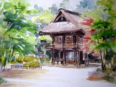 新座平林寺