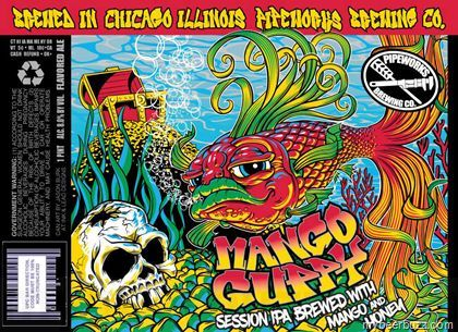 Piprworks Mango Guppy