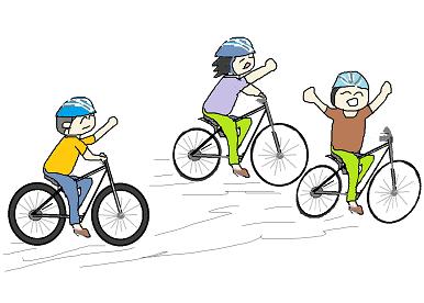 サイクリング車
