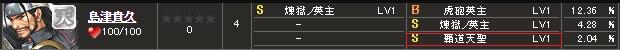 天 島津s1