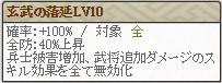 限定極 足利義晴Lv10