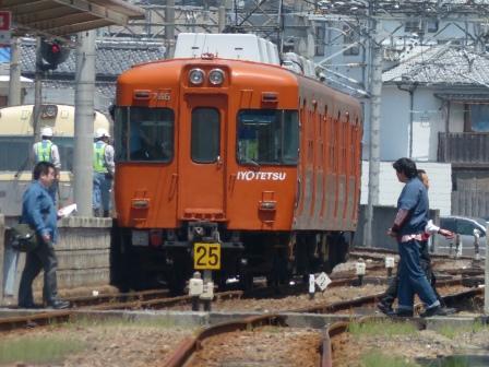 伊予鉄道・古町駅 7