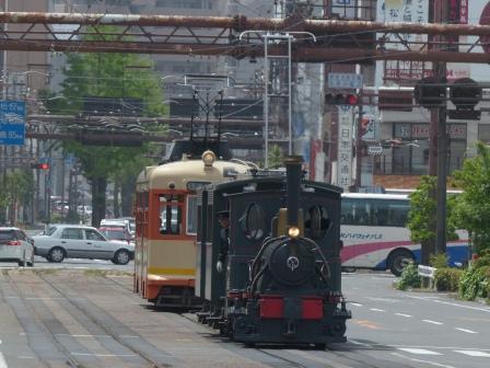 坊っちゃん列車 1