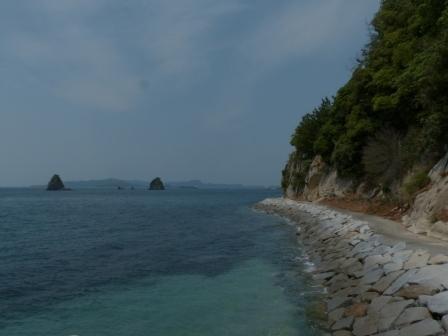 鹿島 海岸沿い 1