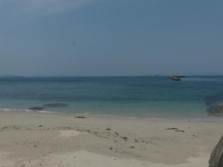 鹿島 海岸沿い 2