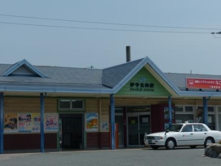 JR伊予北条駅