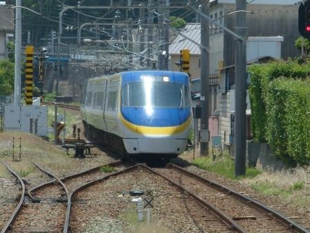 8000系特急形電車 台湾列車仕様 1