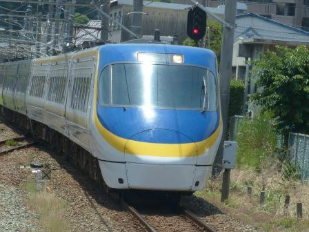 8000系特急形電車 台湾列車仕様 2