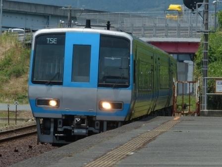 JR四国 2000系特急形気動車 1