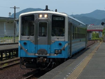 JR四国 キハ54形気動車 2