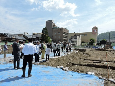 府中城跡現地説明会2017年5月7日 (8)