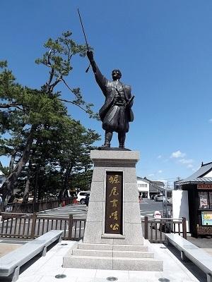 松江城見学 (9)