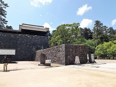 松江城見学 (10)