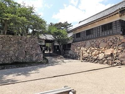 松江城見学 (14)