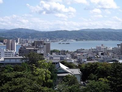 松江城見学 (17)