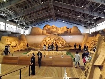 砂美術館 (2)