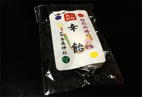 【御朱印巡り】烏森神社(東京都港区新橋)の御朱印_3