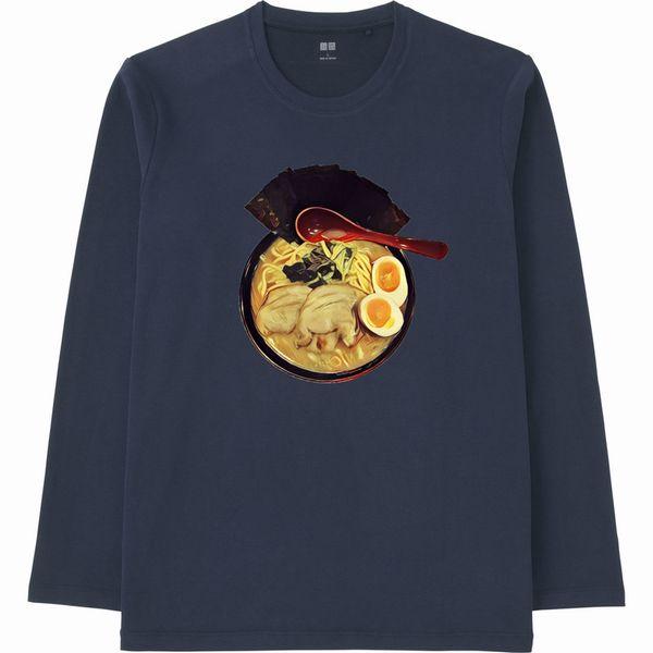 dsc_0071最新切り抜きコントラスト完了長袖Tシャツ紺色リサイズ