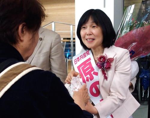 170520STYLUS1原のり子演説会・清瀬けやきホールP5201919