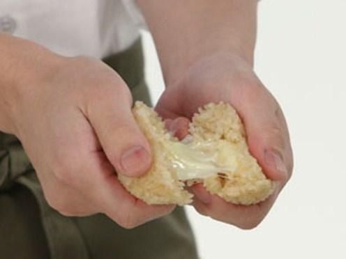 どうらくおにぎりチーズ