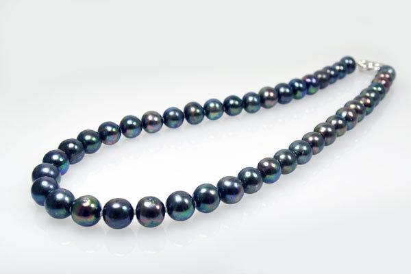 南洋黒真珠ネックレスタヒチパール