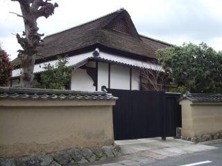 澤井家住宅主屋