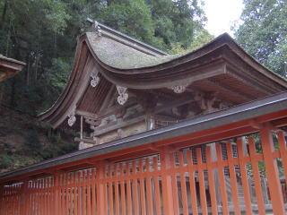 九手神社本殿