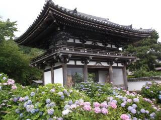 観音寺仁王門