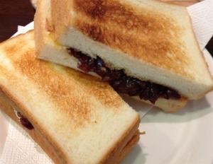 名古屋の小倉トースト