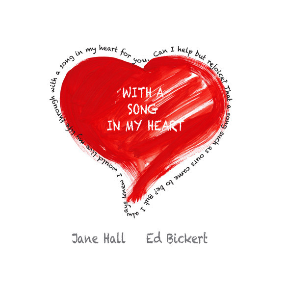 Jane Hall and Ed Bickert : With A Song In My Heart