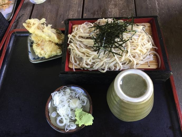 梅田そば (7)
