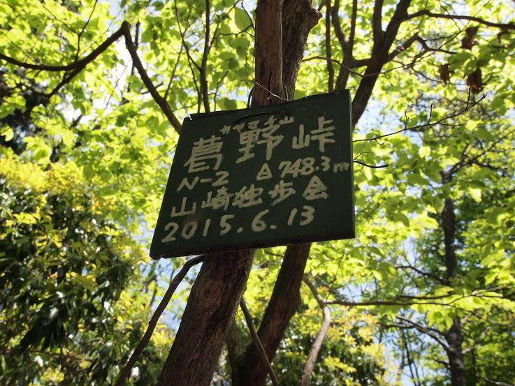 2017カヤマチ山/山頂