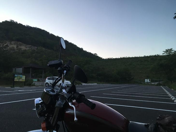 2017三草山/駐車場