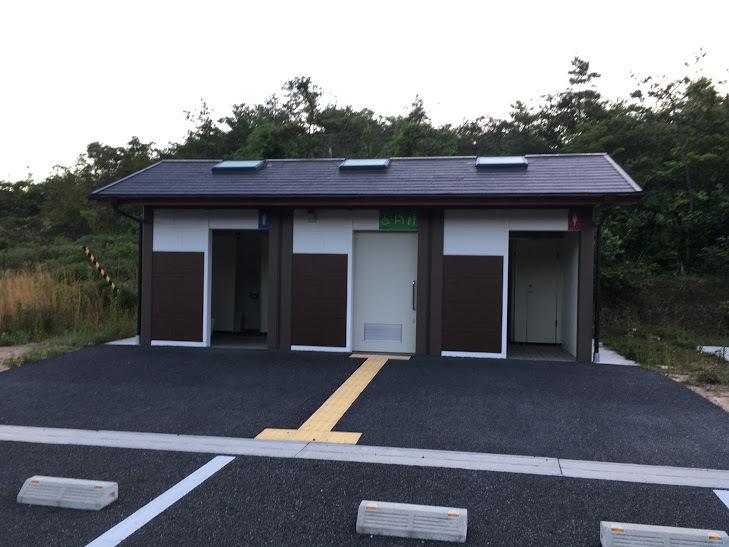 2017三草山/トイレ