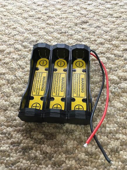 18650/電池フォルダ