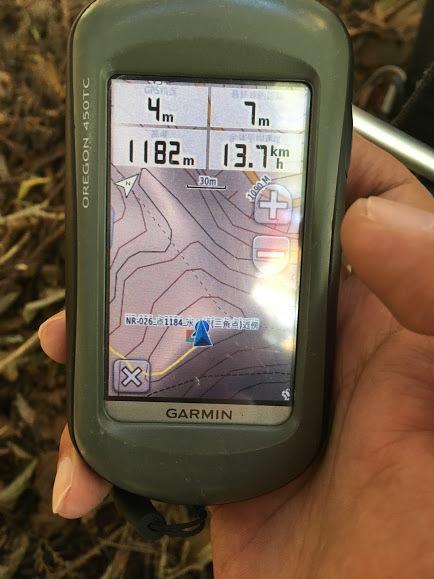 SOTAツール/GPS