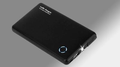 ジャンプスタート機能付モバイルバッテリー 手のひらサイズのVoltMagic JS-06!