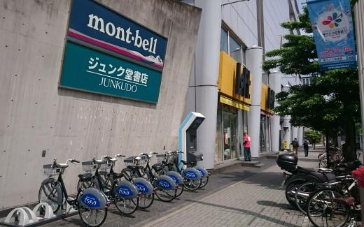 2017年 5月14日 名古屋 散歩 01