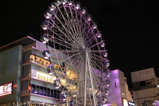 名古屋 夜の散歩 06