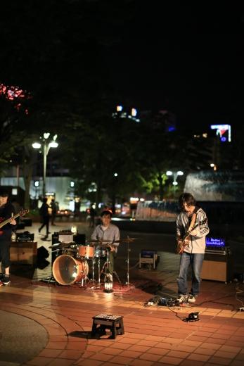名古屋 夜の散歩 07