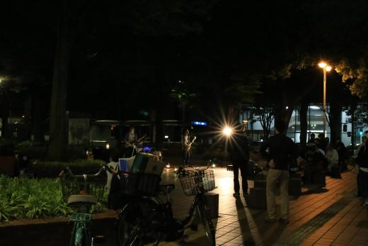 名古屋 夜の散歩 08