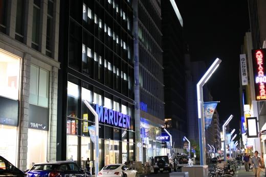 名古屋 夜の散歩 01