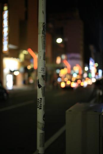 名古屋 夜の散歩 09