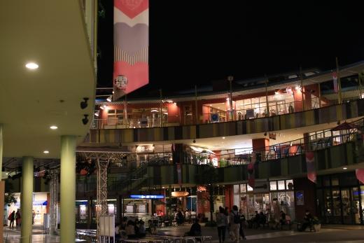 名古屋 夜の散歩 14