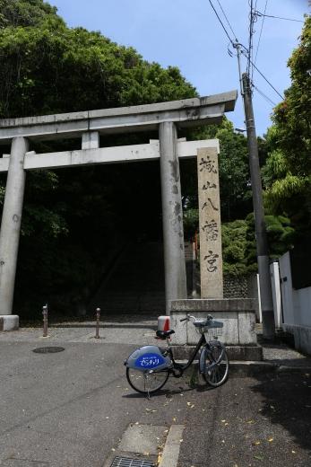 2017年 5月 城山八幡宮 01