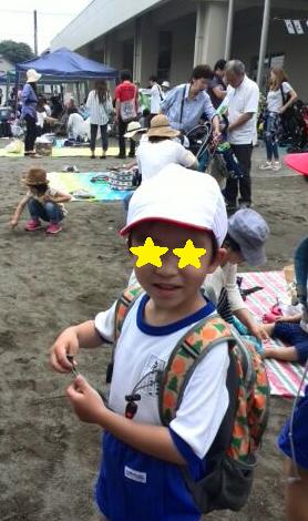 1年生の運動会